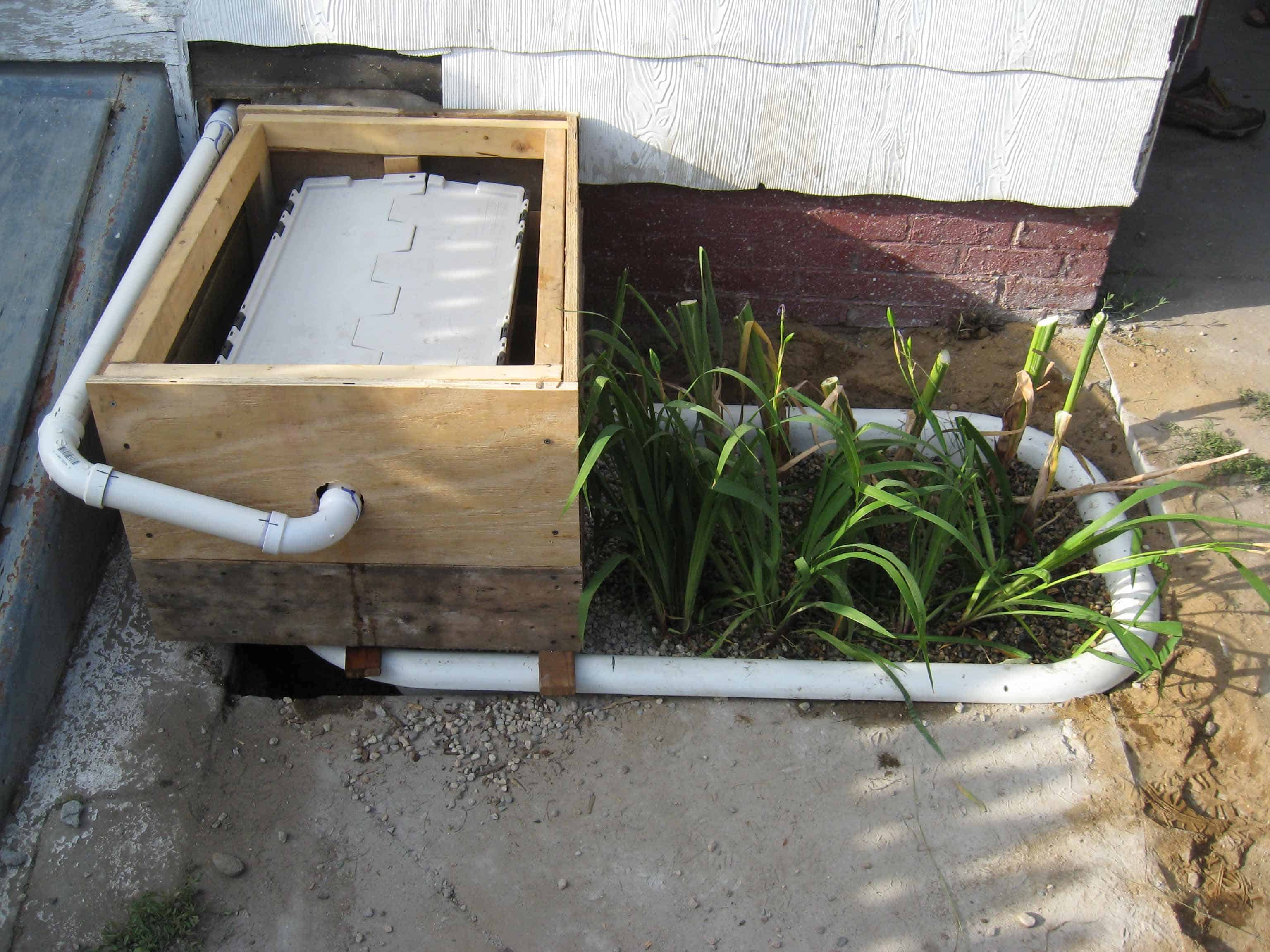 Greywater Systems In Freezing Climates