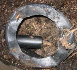 Home made valve box