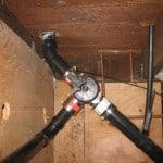 3-way diverter valve