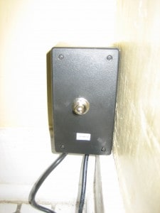 Switch for actuator