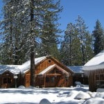 Evergreen Lodge recycles nearly a million gallons of greywater a year.