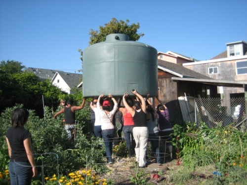Rainwater Harvesting Resources - Greywater Action